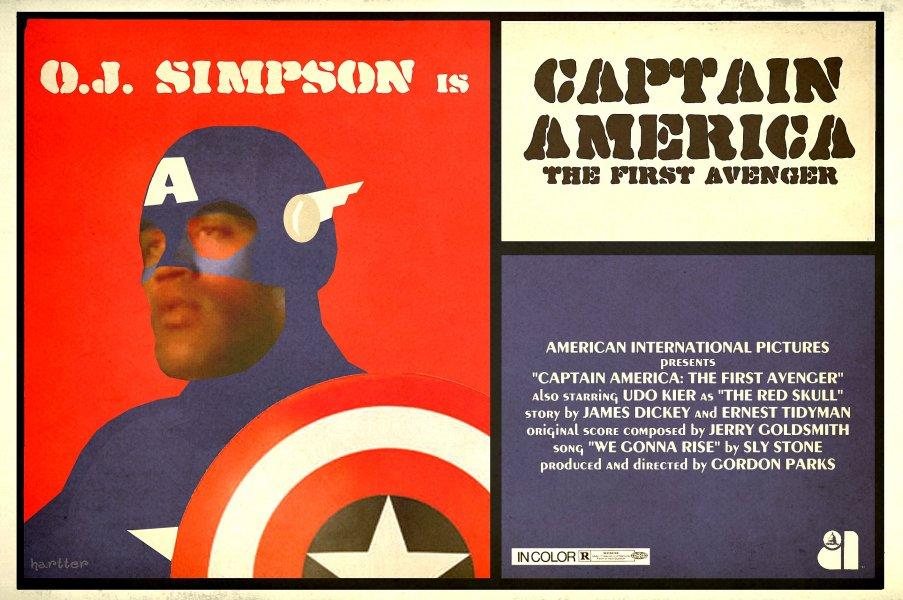 Capitão América - Literatura Corrosiva