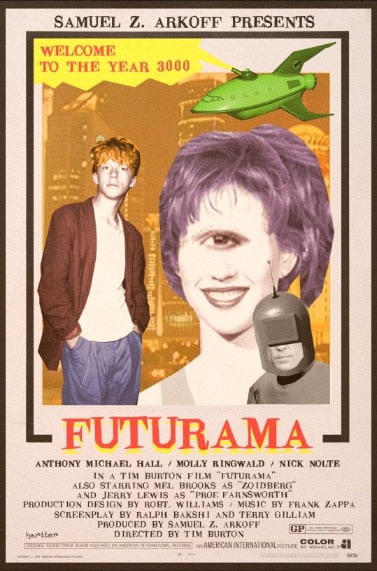 Futurama - Literatura Corrosiva