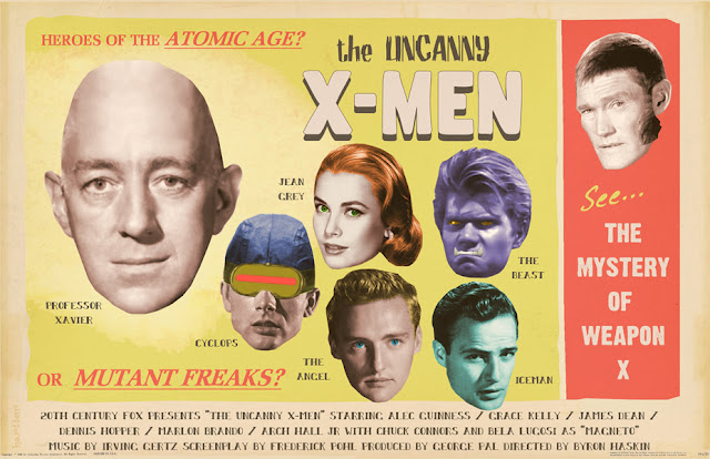 X-Men - Literatura Corrosiva