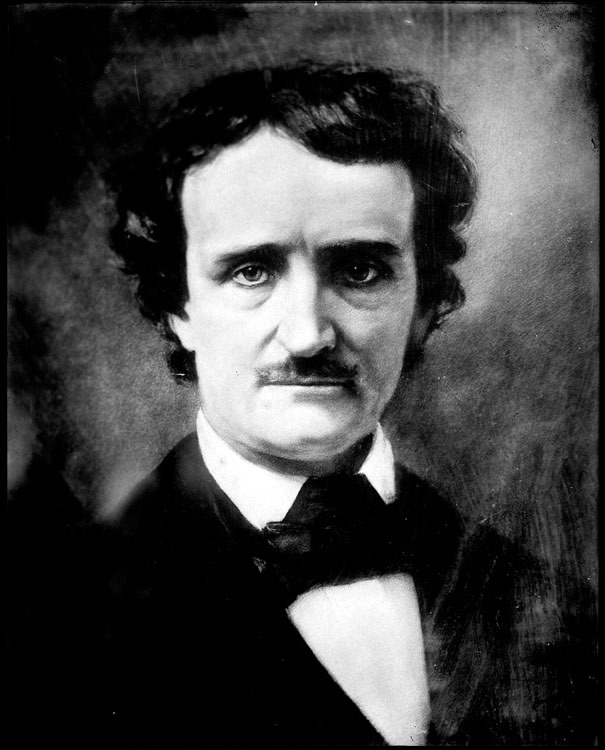 Fotos Edgar Allan Poe - Literatura Corrosiva