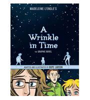 A Wrinkle In Time - Obra de Hope Larson