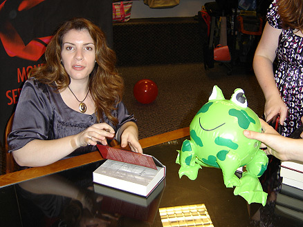 Fotos de Stephenie Meyer 3