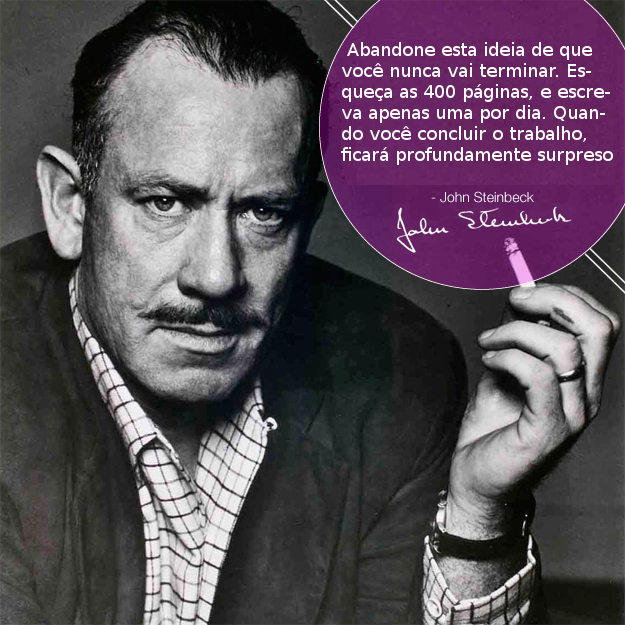 John Steinbeck Frases
