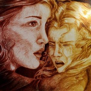 Drama versus melodrama