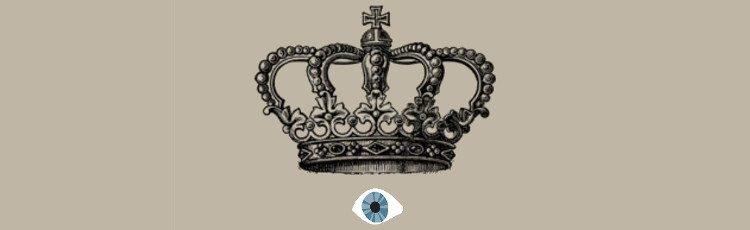 Terra de cego quem tem olho é rei