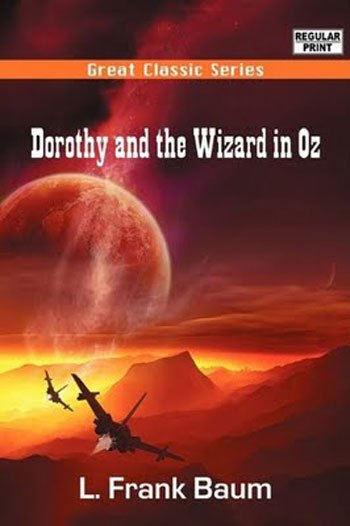 Capa livro Mágico de Oz