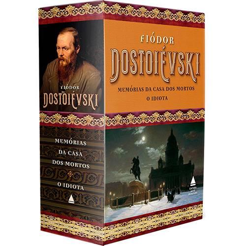 Clique para adquirir o Box Dostoiévski