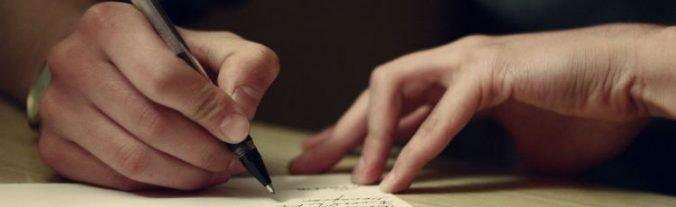 Escrever à mão - benefícios