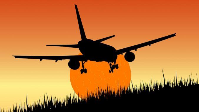 textos sobre aviação